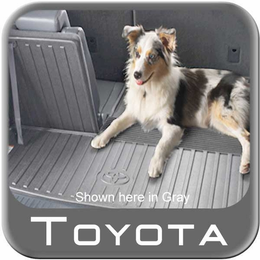 2014 2015 Toyota Highlander Cargo Liner All Weather Style
