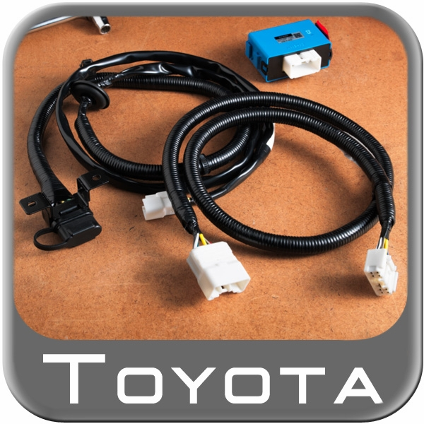 new! 2011-2013 toyota highlander hybrid trailer wiring ... 2005 toyota highlander wiring diagram #13