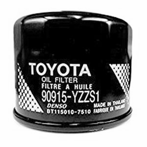 2015 (2012-2015) Scion FR-S 4cyl. 2.0L Oil Filter Spin-on Style Direct Factory Replacement Genuine Toyota #SU003-00311