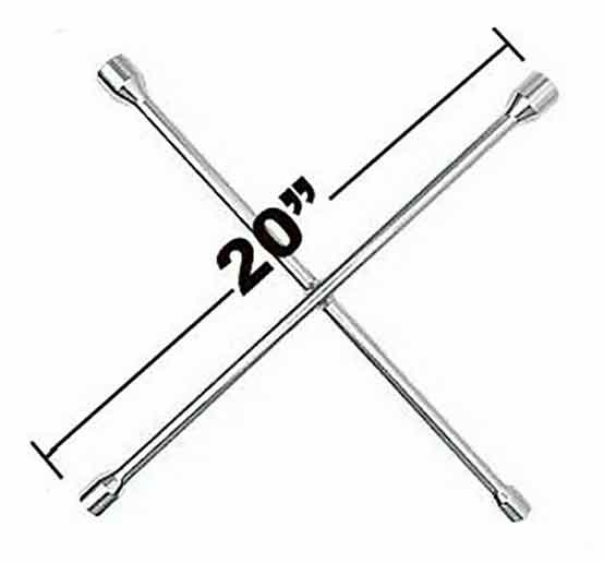 4-Way Lug Wrench