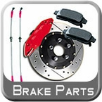 Brakes Pads, Shoes & Parts
