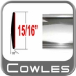 Cowles Chrome Body Side Molding