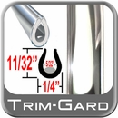Trim Gard Chrome Door Edge Guard