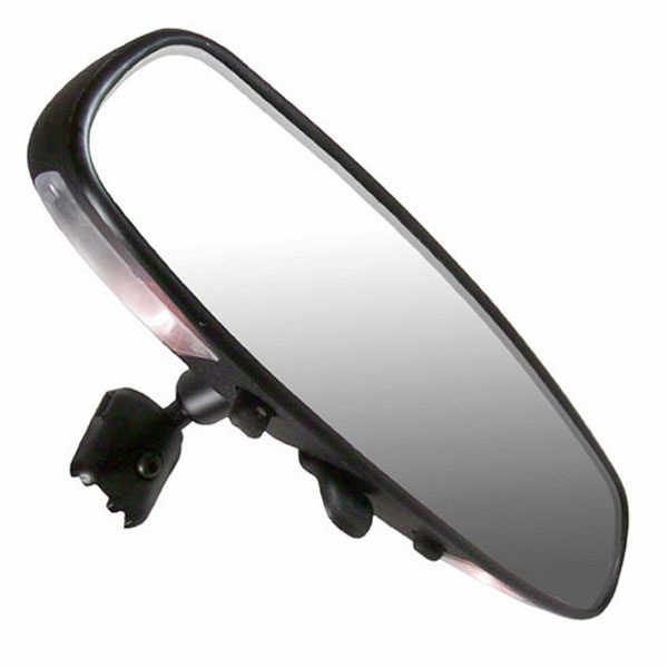 Rear View Mirror w/Maplights