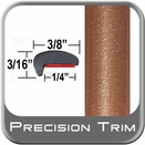 Copper Car Door Trim