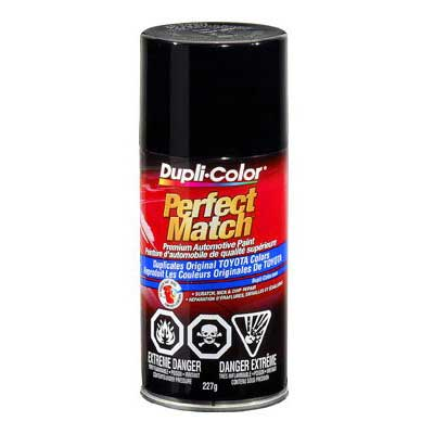 the best duplicolor perfect match touch up spray paint. Black Bedroom Furniture Sets. Home Design Ideas