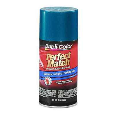 Cayman Green Metallic DA Perfect Match® Touch-Up Spray Paint 8 ounce Spray On DupliColor #BFM0328