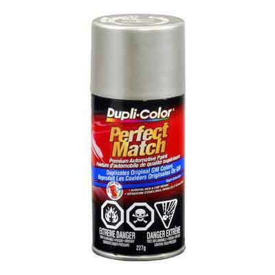 Hummer||Isuzu Perfect Match® Touch-Up Spray Paint 8 ounce DupliColor #BGM0528