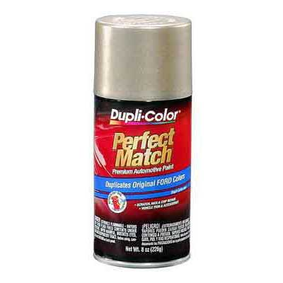 Mocha Frost Metallic DD Perfect Match® Touch-Up Spray Paint 8 ounce Spray On DupliColor #BFM0316
