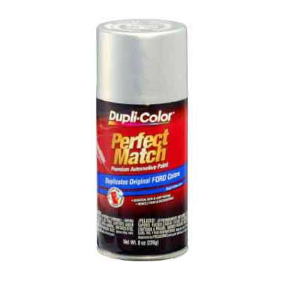Silver Frost TS Perfect Match® Touch-Up Spray Paint 8 ounce Spray On DupliColor #BFM0341