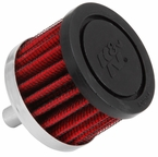 Engine Crankcase Air Filter Vent Breather Element Sold Individually K&N #62-1000