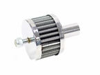 Engine Crankcase Air Filter Vent Breather Element Sold Individually K&N #62-1110