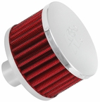 Engine Crankcase Air Filter Vent Breather Element Sold Individually K&N #62-1170