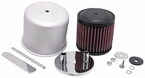 Engine Crankcase Air Filter Vent Breather Element Sold Individually K&N #62-1180