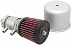 Engine Crankcase Air Filter Vent Breather Element Sold Individually K&N #62-1210