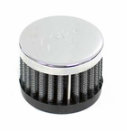 Engine Crankcase Air Filter Vent Breather Element Sold Individually K&N #62-1220