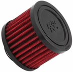 Engine Crankcase Air Filter Vent Breather Element Sold Individually K&N #62-1410