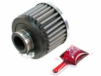 Engine Crankcase Air Filter Vent Breather Element Sold Individually K&N #62-1420