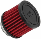 Engine Crankcase Air Filter Vent Breather Element Sold Individually K&N #62-1450