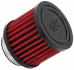 Engine Crankcase Air Filter Vent Breather Element Sold Individually K&N #62-1470