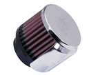 Engine Crankcase Air Filter Vent Breather Element Sold Individually K&N #62-1515