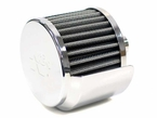 Engine Crankcase Air Filter Vent Breather Element Sold Individually K&N #62-1517