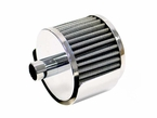 Engine Crankcase Air Filter Vent Breather Element Sold Individually K&N #62-1518