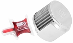 Engine Crankcase Air Filter Vent Breather Element Sold Individually K&N #62-1519