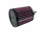 Engine Crankcase Air Filter Vent Breather Element Sold Individually K&N #62-1550