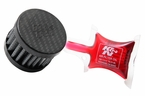 Engine Crankcase Air Filter Vent Breather Element Sold Individually K&N #62-1570
