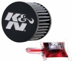 Engine Crankcase Air Filter Vent Breather Element Sold Individually K&N #62-1580