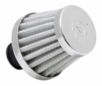 Engine Crankcase Air Filter Vent Breather Element Sold Individually K&N #62-1600WT
