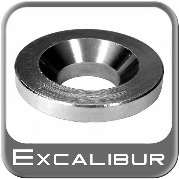 Excalibur 790 Lug Nut Washers Small Cragar Style 0 98 Quot O D
