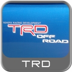 TRD Off Road Decal