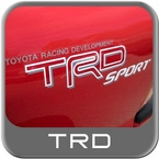 TRD Sport Decal