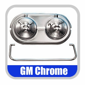 GM Chrome Master Cylinder Cover