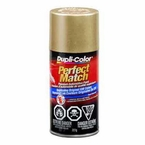 Gold Metallic Perfect Match� Touch-Up Paint