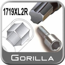 Gorilla Hex Socket Wheel Bolt Key