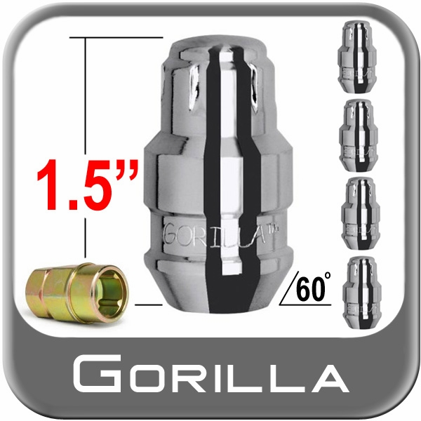 Gorilla Guard II Wheel Locks