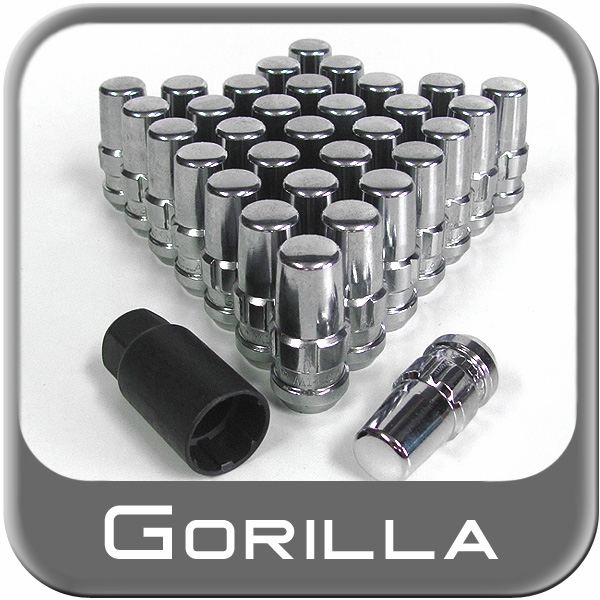 Gorilla Wheel Locks