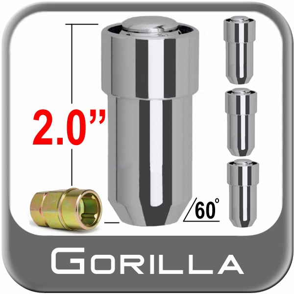 Gorilla Guard Wheel Locks