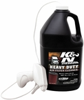 Heavy Duty Filter Cleaner, DryFlow 1 gal, 128 oz Sold Individually K&N #99-0638