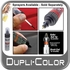 Dark Cherry Red Metallic DR Scratch Fix 2in1 Touch-Up Paint 1/2 ounce Brush On DupliColor #HY01801