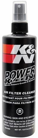 K&N Air Filter Cleaner Filtercharger Air Filter Element Cleaner 12 oz. #99-0606