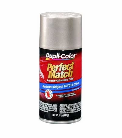 Lexus, Toyota Perfect Match® Touch-Up Spray Paint 8 ounce DupliColor #BTY1581