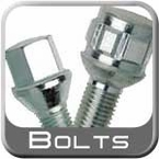Lug Bolts & Bolt Locks