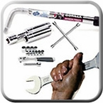 Lug Wrenches, Tools & Equipment