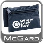 Lug Nut Key Storage Bag