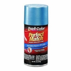 Medium Maui Blue Metallic Perfect Match� Touch-Up Paint