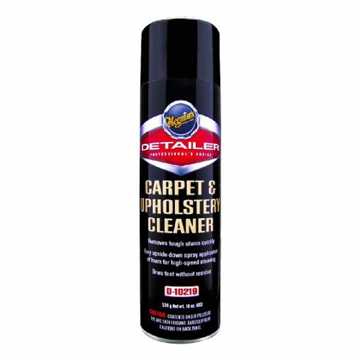 Brand New Meguiars Carpet And Upholstery Cleaner From